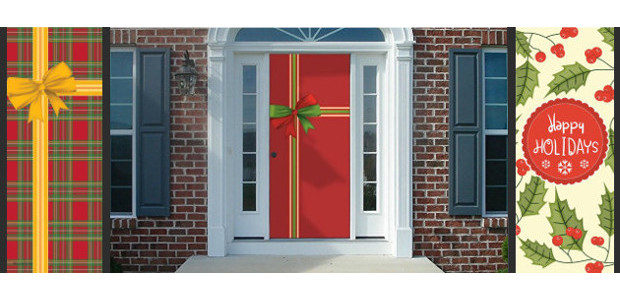 Splendoorz Reusable Fabric Christmas Door Covers are ready for shipping! Buy Direct From Amazon. www.splendoorz.com Made to last […]