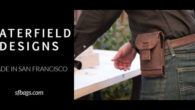 WaterField Designs. Ranger iPhone X Case.www.sfbags.com Very Very high Quality, and looks so good with a really useful […]