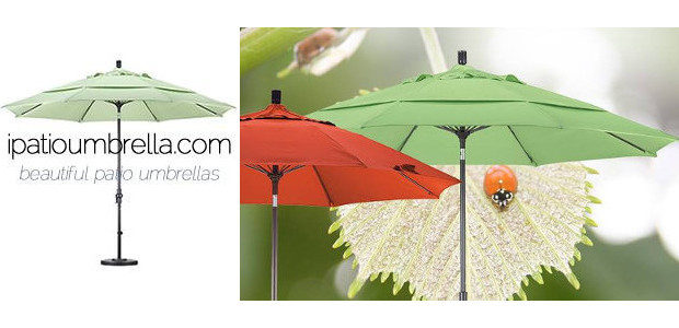Spring Cleaning May Reveal… Opportunities for improvement! We introduce to you Sunbrella Umbrella from www.ipatioumbrella.com! & Top Tips for cleaning your patio umbrella! >>www.ipatioumbrella.com TWITTER | FACEBOOK | YOUTUBE | […]