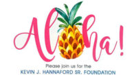 Invitation! Luau Event! Sept 30th! Food, Games & Auction, for the Kevin Hannaford Snr Foundation! www.kevinhannaford.org FACEBOOK