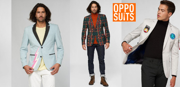 OppoSuits Deluxe Jackets! www.opposuits.com INSTAGRAM | FACEBOOK PARK RANGER MAY THE FOREST BE WITH YOU CUT & SEW NEVER GONNA GIVE YOU UP SUMMER ICONS SUN OF A BEACH CAPTAIN YO […]