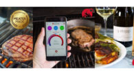 Want to take the guess work out of getting juicy, succulent, cooked to perfection meat from your BBQ? The world's first truly wireless meat thermometer, the MEATER+ is here to […]
