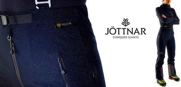 Jöttnar Outdoor Clothing. Close Up. VANIR LT WOMEN'S HARD SHELL SKI AND MOUNTAINEERING TROUSERS. www.jottnar.com FACEBOOK | TWITTER | INSTAGRAM | YOUTUBE Usage Skiing, Climbing, Hiking, Mountaineering & Alpinism Fabric […]